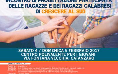 Prendiamoci l'impegno! 4/5 febbraio Catanzaro